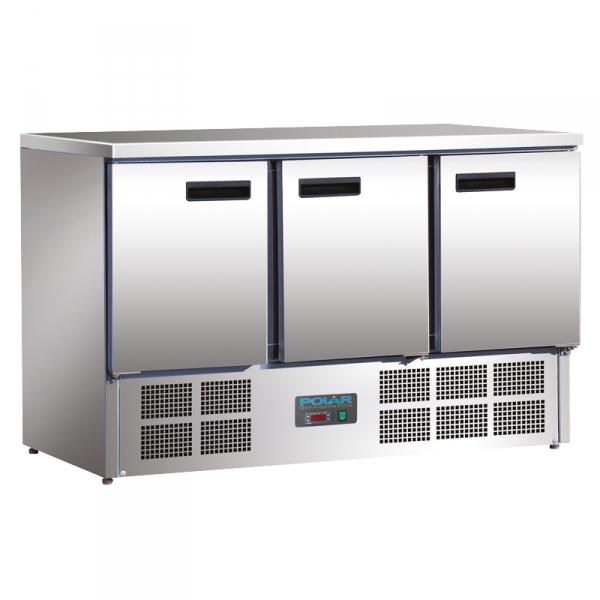 Gastro Royal - Polar kühltische ; kühlschrank