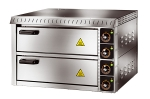 Pizzaofen Small 230 400- V 745 x 695 x 490mm