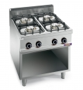 Gas stove 800 x 700 x 900 mm